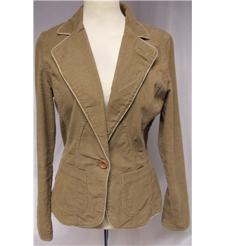"Warehouse - 32"" Bust - Brown - Jacket"