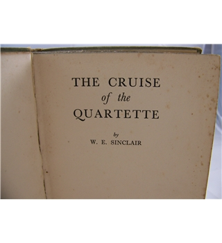 The Cruise of the Quartette