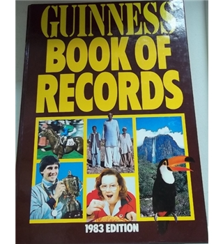 1983 Guinness Book of Records