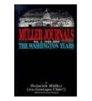 Muller Journals volume 1 1948-1950 The Washington Years