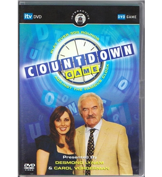 Countdown - Interactive DVD Game
