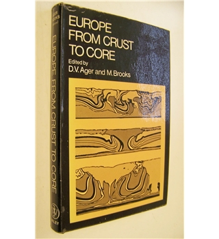 Europe From Crust to Core