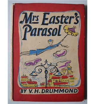 Mrs Easter's Parasol - First Edition