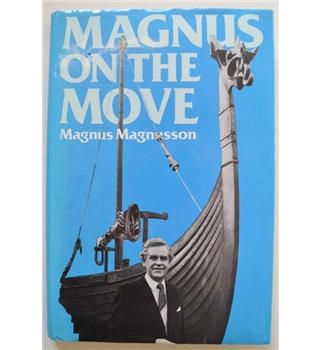 Magnus on the Move - Signed