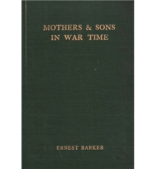 Mothers & Sons in War Time