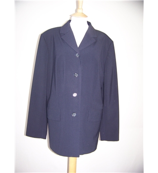Mexx - Size: 16 - Blue - Smart jacket / coat