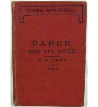 Paper and Its Uses