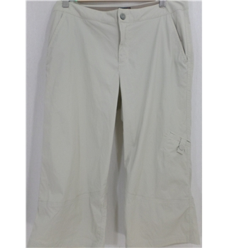 Royal Robbins - Size: 8- Cream / ivory - Cropped trousers