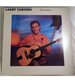 """Discovery"" LP by Larry Carlton - MCA-42003"