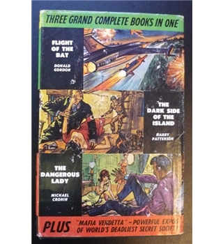 Man's Book - Three Grand Complete Novels in One