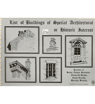 List of Buildings of Special Architectural or Historic Interest