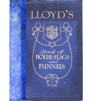 Lloyd's Book of House Flags and Funnels