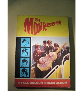 The Monkees Comic Album No 1