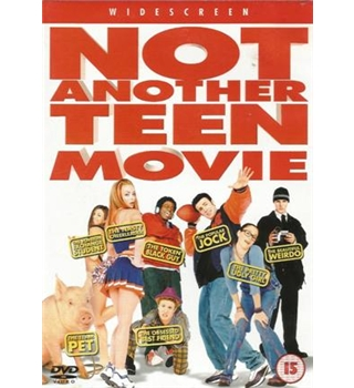 Not Another Teen Movie [DVD]