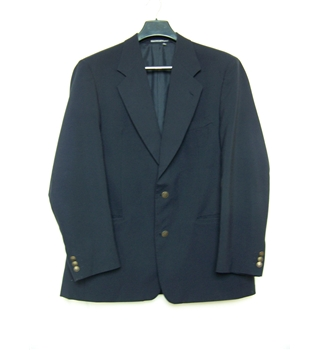 Greenwoods - Size: L - Blue - Single breasted suit jacket