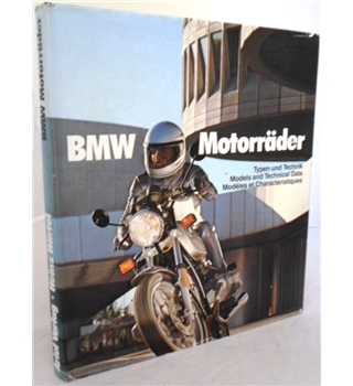 BMW Motorrader. Models and Technical Data