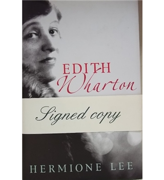 Edith Wharton- Signed, First edition, second printing