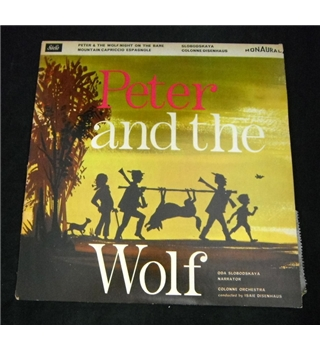 Sergei Prokofiev - Peter and the Wolf
