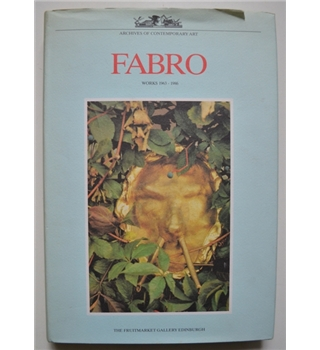 Fabro - Works, 1963-86