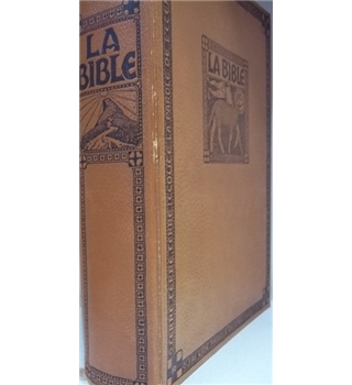 La Bible Version Synodale- 1930 French edition