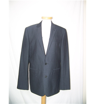 Next - Size: M - Black - Single breasted suit jacket