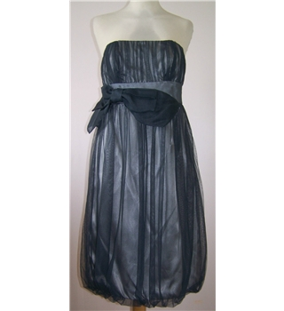 Monsoon - Size: 10 - Grey - Evening dress