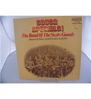 sousa specials! the band of the scots guards - 6870595
