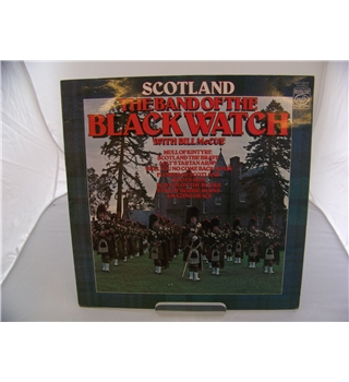 Scotland the band of the black watch - mfp 50378