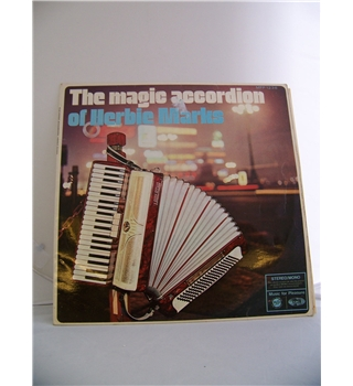 The Magic Accordion of Herbie Marks - MFP 1238