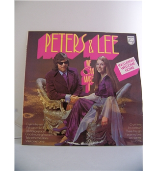 We Can Make It Peters & Lee - 6308 165