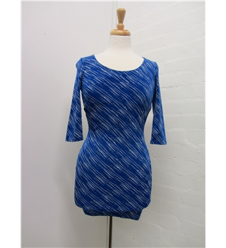 Jane Norman dress Jane Norman - Size: 12 - Blue - Tube