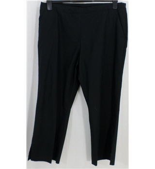 "Gap - Size: 36"" - Black - Cropped trousers"
