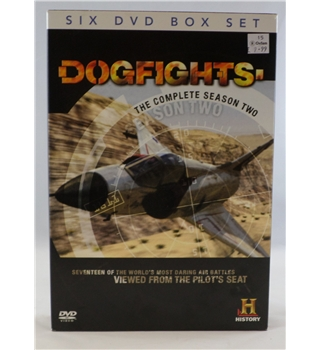Dogfights, the complete season two E