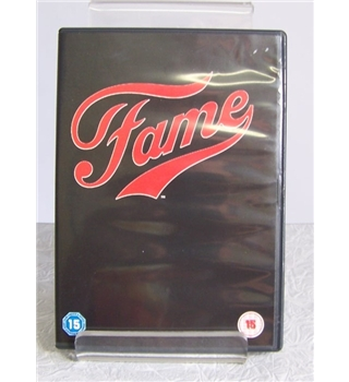 Fame (Fame is a 1980's Cult American musical) cert 15