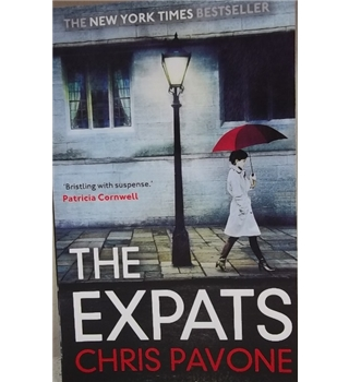 The Expats -Signed Copy