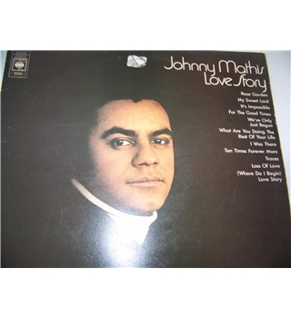love story johnny mathis - 64334