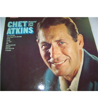 relaxin' with chet chet atkins - ints1004