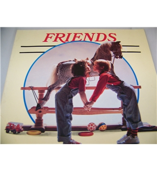 Friends - Various Artists - telly 16 (Double LP)