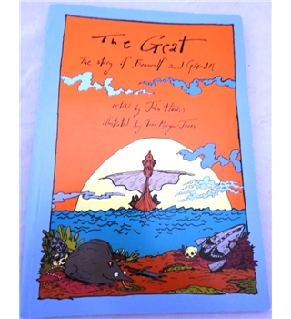 The Geat. The Story of Beowulf and Grendel. Signed by Author