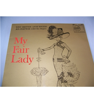 my fair lady mfp 1057