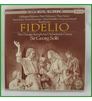 Fidelio - Beethoven - Solti / Chicago Symphony Orchestra and Choir - 178d3