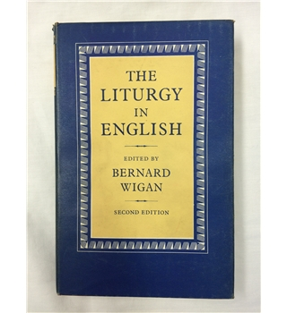 The Liturgy in English