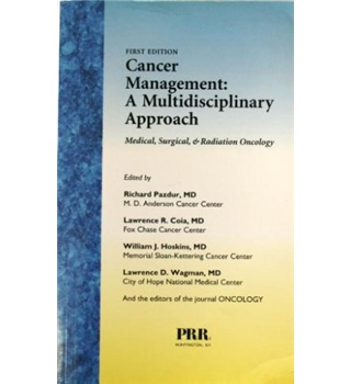Cancer Management - A Multidisciplinary Approach