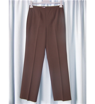"Lakeland - Size: 27"" - Brown - Trousers"