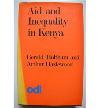 Aid and Inequality in Kenya