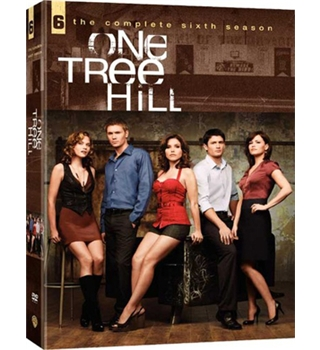 One Tree Hill - The complete sixth season Cert 15