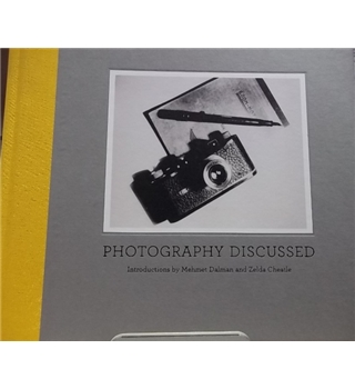 Photography Discussed -Rare copy