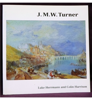 J.M.W.Turner by Luke Herrmann and Colin Harrison