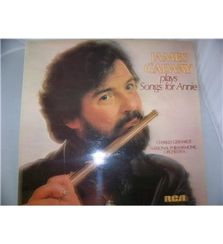 James Galway plays Songs for Annie - rl25163