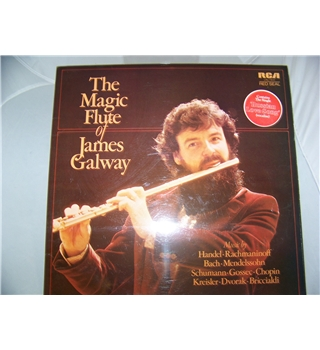 the magic flute james galway - lrli 5131